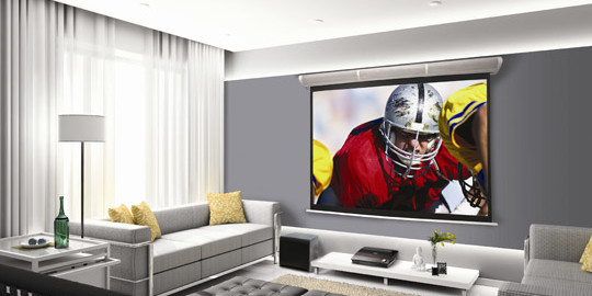 Home Theater Projecto